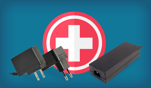 image for External Medical Power Adapters