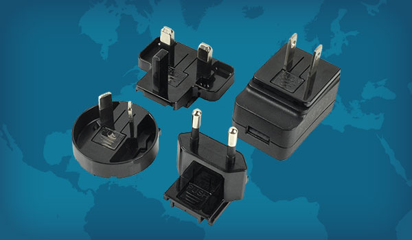 image for Multi-Blade Ac-Dc Power Adapters