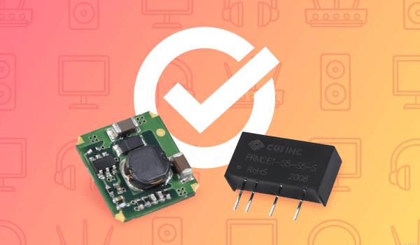 image for IEC 62368-1 Dc-Dc Converters