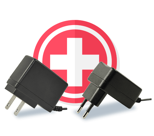 External Medical Adapters