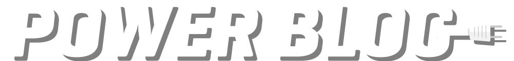 Power Blog logo