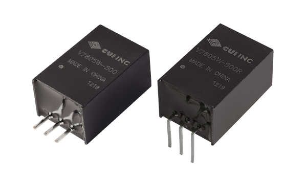 CUI Introduces 8:1 Input DC Switching Regulator Series