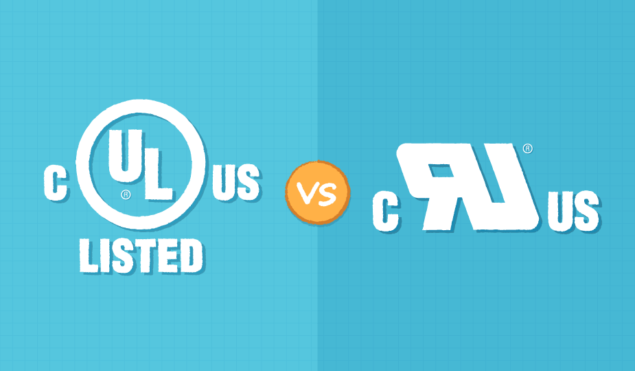What is the Difference Between UL Listed and UL Recognized?