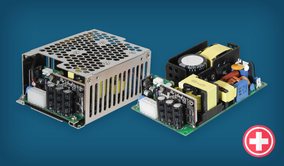Introducing High Density Internal Ac-Dc Power Supplies for Medical & Dental Applications
