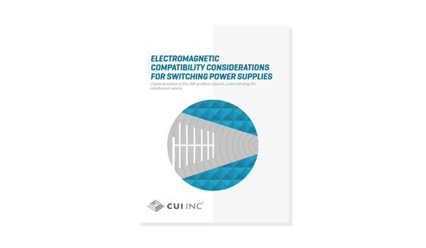 EMI Considerations for Switching Power Supplies
