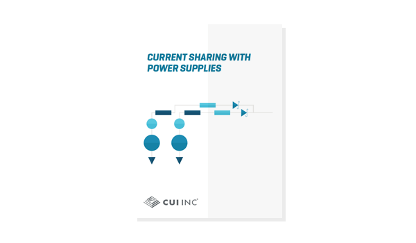 Current Sharing with Power Supplies