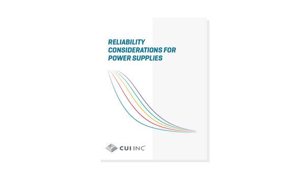 Reliability Considerations for Power Supplies