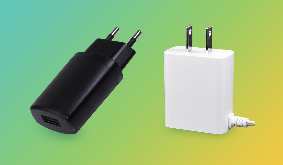 Compact, Efficient, and Economical 10 Watt Adapters