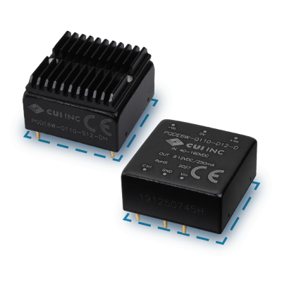 Compact, Low Profile Isolated Dc-Dc Converters