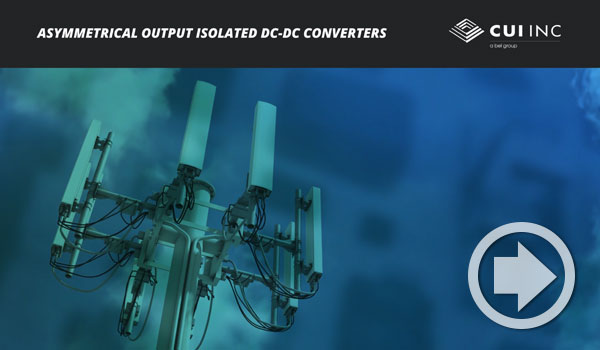 A Closer Look: Asymmetrical Dc-Dc Converters