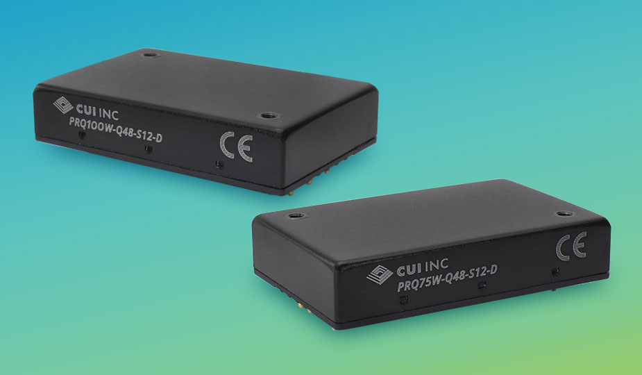 High-Density, Quarter Brick Dc-Dc Converters for Railway Applications