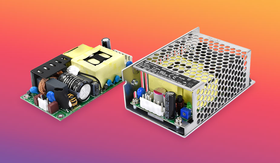 Compact Power Supplies Offer Rare Combination Of Safety Standards For Industrial and Consumer Applications