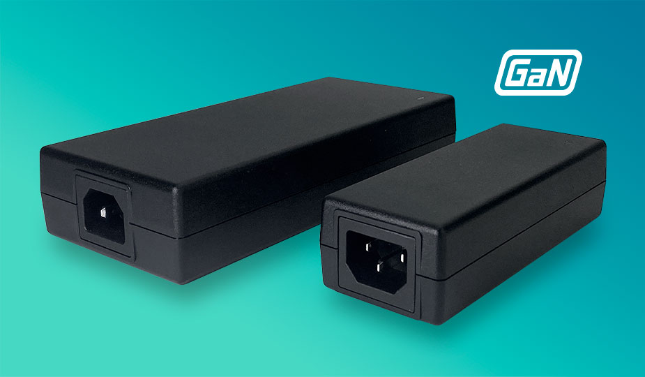 New 300 W and 120 W GaN Adapters Offer Competitive Power Density for Portable Consumer and Industrial Applications