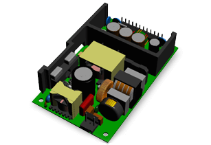 CUI Launches Complete Range of Free 3D Power Supply Models