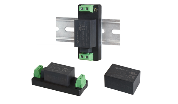 3 W and 5 W Encapsulated Ac-Dc Power Supplies Offer Multiple Mounting Options