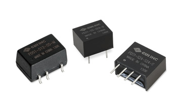 CUI Introduces Next-Generation Low Power Isolated Dc-Dc Converters
