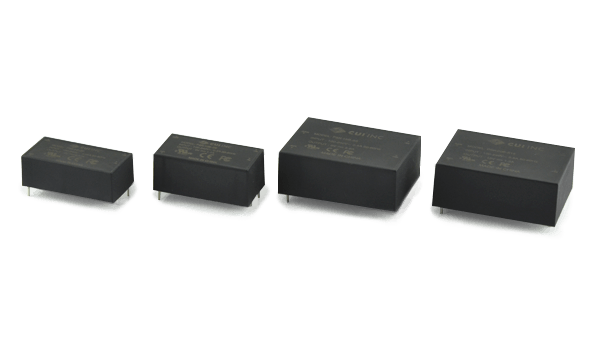 New Line of Compact, Encapsulated Ac-Dc Power Supplies Ranging from 6 W to 20 W