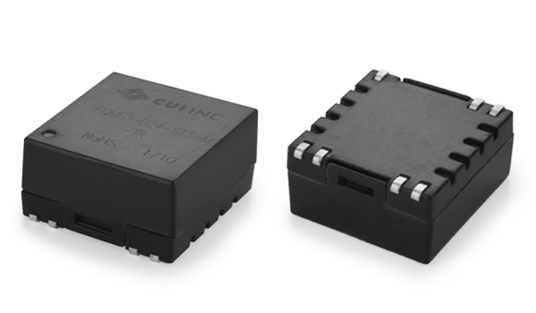 3 W Isolated Dc-Dc Converter Series Delivers 4:1 Input Range in Compact, SMT Package