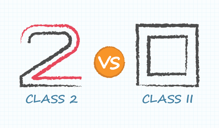 What's the Difference Between Class 2 and ClassII Power Supplies?