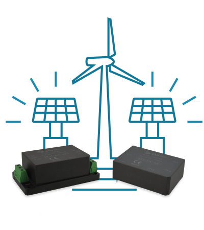 Dc-Dc Modules Designed for Renewable Energy Applications