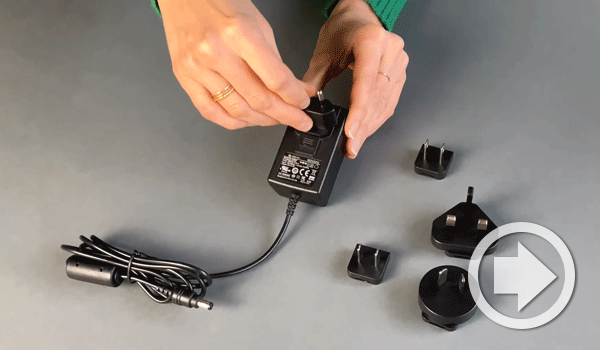 How to Change a Blade on a Universal Wall Plug Adapter